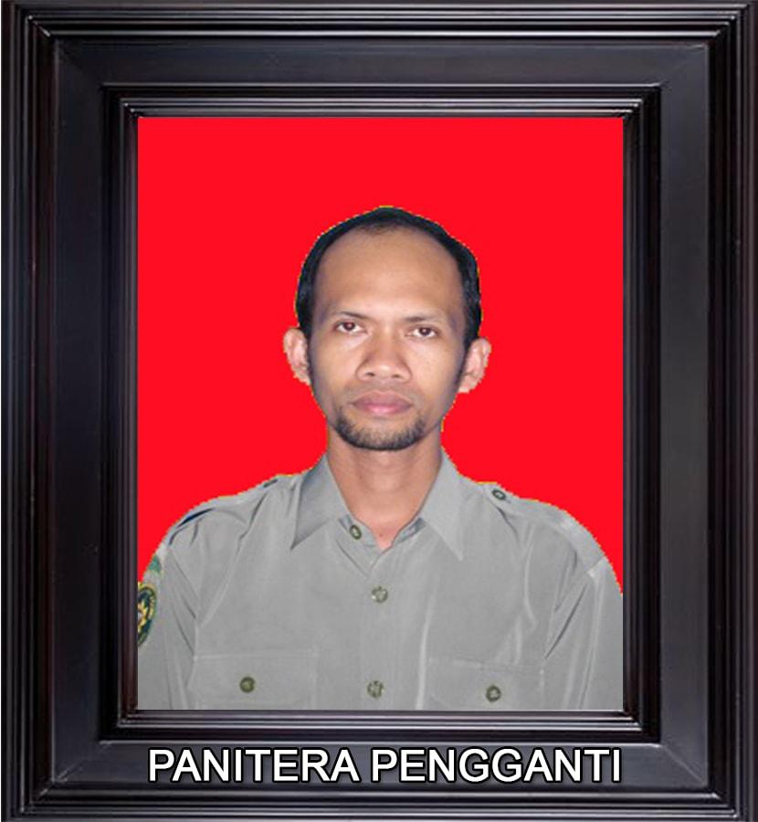 panitera pengganti 2